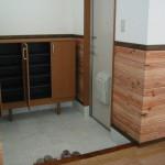エクレール室内玄関-1